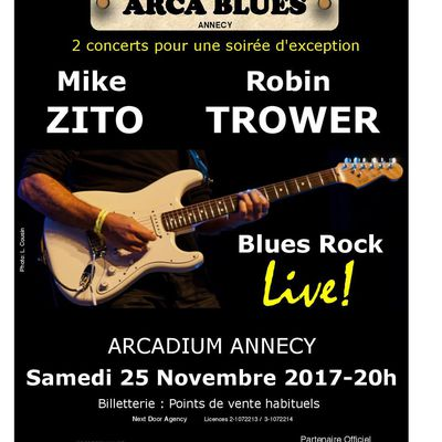 25 NOVEMBRE ARCADIUM ANNECY SAVE THE DATE