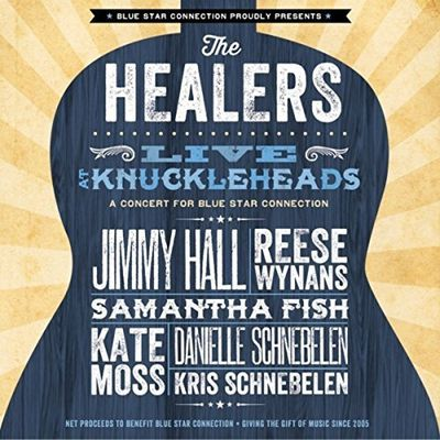THE HEALERS -Live KNUCKLEHEADS
