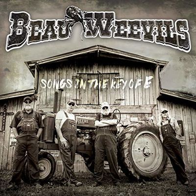 "Charlie Daniels and the Beau Weevils -""Songs in the Key of E"""