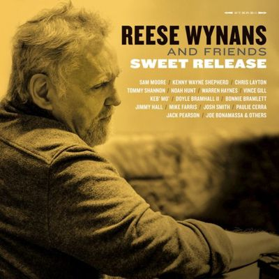 Reese Wynans and Friends -Sweet Release