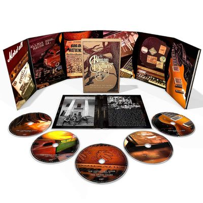 The Allman Brothers Band – Trouble No More: 50th Anniversary Collection