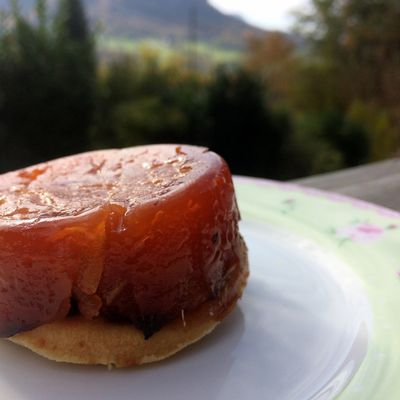 {Tarte Tatin Reloaded}
