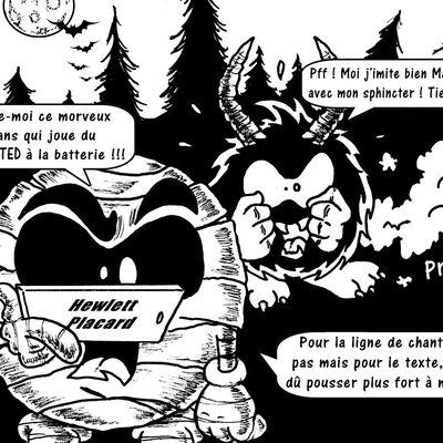 l'info metal du 02 au 08 Juillet 2018: Momo Demonster, le petit prodige de la batterie
