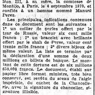 la gazette 1932