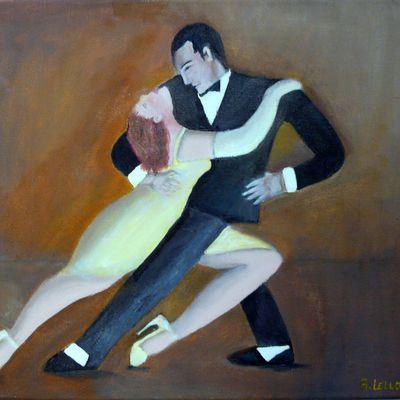 La Saint Valentin en Tango