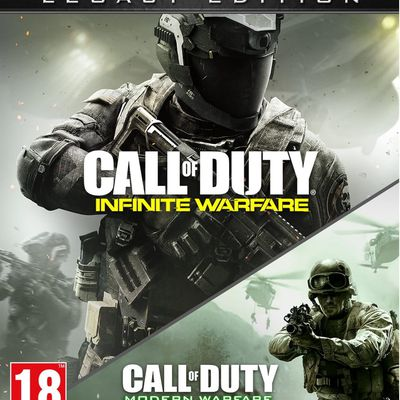TEST de CALL OF DUTY INFINITE WARFARE LEGACY EDITION (sur XBOX ONE): c'est du solide!