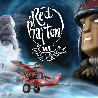TEST de RED BARTON AND THE SKY PIRATES (sur PC): un problème au décollage...