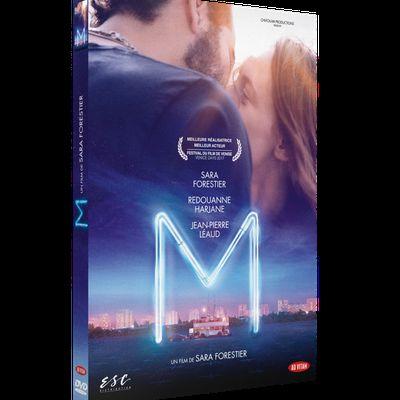 [REVUE CINEMA DVD] M de Sara FORESTIER