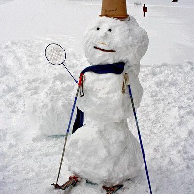 Vacances Février - c'est Badminton