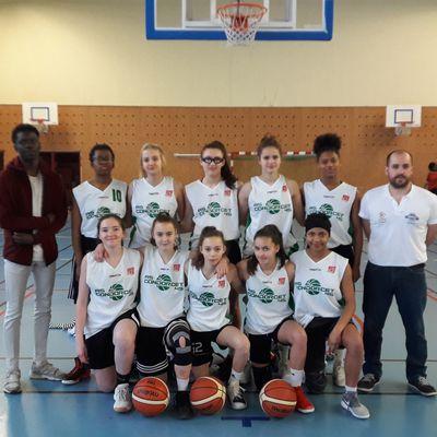 Basket : les minimes filles au championnat de France