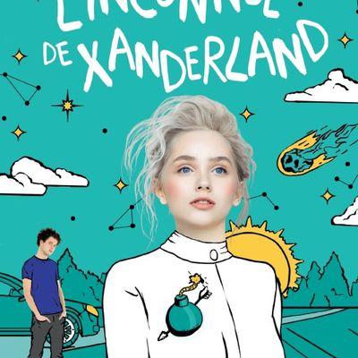 L'inconnue de Xanderland - A. Laroche
