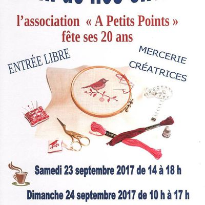 C est ce Weekend !  Salon de Longecourt