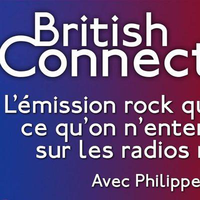 Ce Lundi 06 Avril, Retrouvez votre Emission BRITISH CONNECTION A partir de 21h avec Philippe