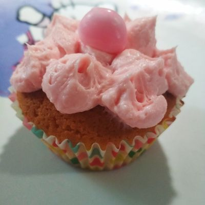 Cupcakes fourrage Shokobons