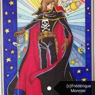 Captain Harlock fantasy