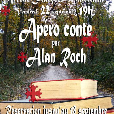 Alan Roch: Contes a Castèlnau d'Ari – Un libre: En pagina 3