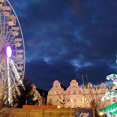 Thomas ; marché de Noël à Arras et son coup de coeur