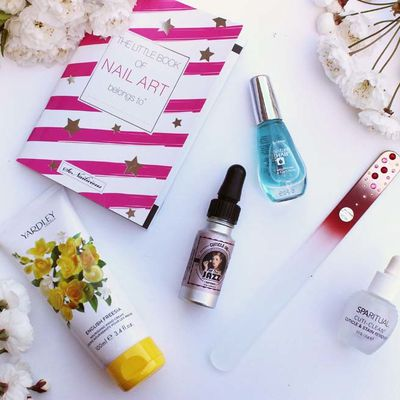 From Lucy's Stash: Nail & Hand Care Products I Currently Use In My Everyday Routine