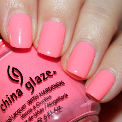 "China Glaze ""Pastellized"" Flip Flop Fantasy"