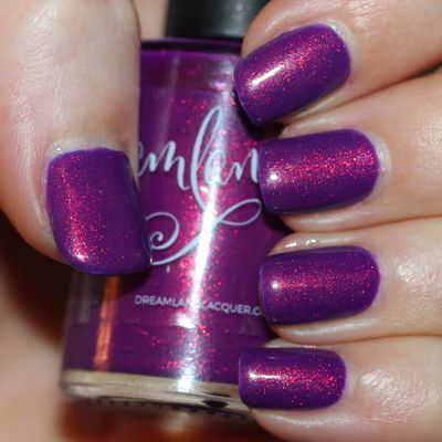 Dreamland Lacquer The Search is Over (Over Essence Passion for Fashion)
