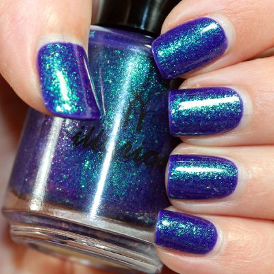 Illyrian Polish Enigma (Over Essence Passion for Fashion)