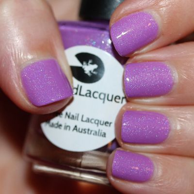 Lilypad Lacquer Bachelorette Blush