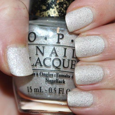 OPI Solitaire (Liquid Sand)
