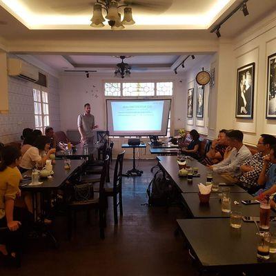 Vietnam | Réunion à Hanoï avec nos guides