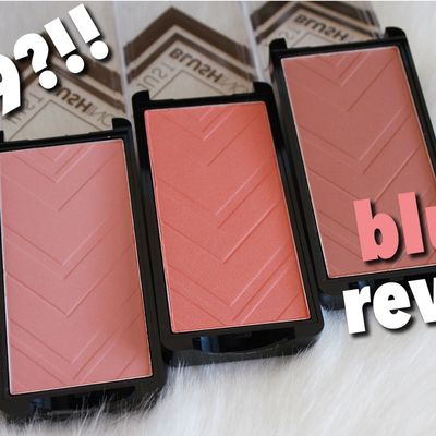 $4.99 Awesome Blush REVIEW!!