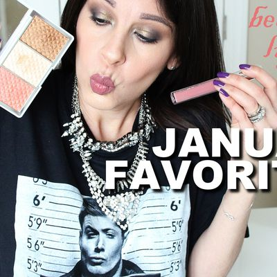 JANUARY FAVORITES 2018! LOTS of Beauty & SPN!?