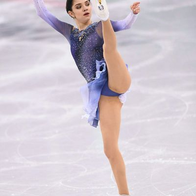 Olympic Figure Skaters Best Dressed 2018