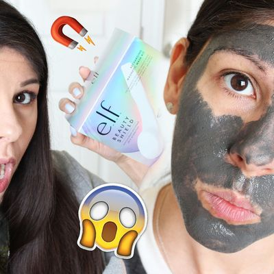 elf Magnetic Mask DEMO + REVIEW!