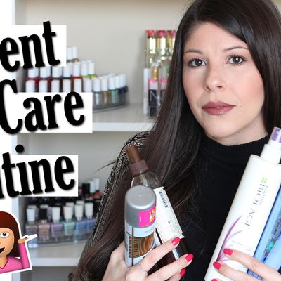 *UPDATED* HAIR CARE ROUTINE for FRIZZ FREE HAIR!