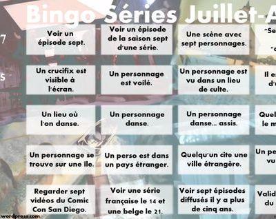 Bingo Séries #4