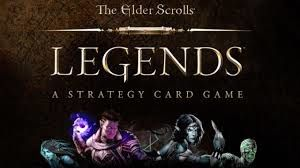 le jeu de carte The Elder Scrolls Legends disponible sur tablette