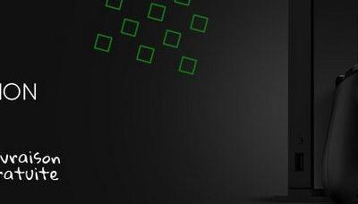 [PRECOMMANDE] Xbox one X