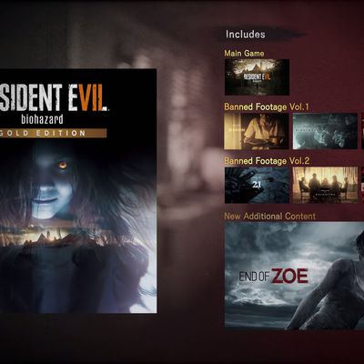 [TEST] Resident Evil 7 Gold édition