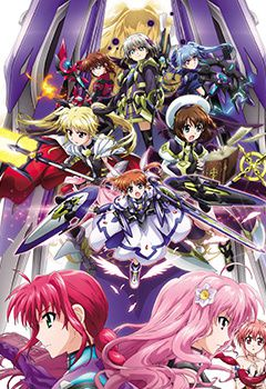 Le film Magical Girl Lyrical Nanoha Reflection rejoint le catalogue premium Wakanim.