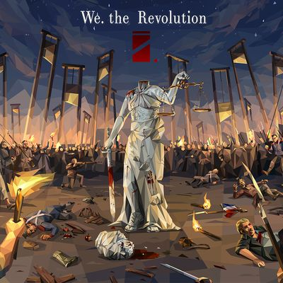 [Sortie JV] We. The Revolution