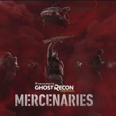 Mercenaries , le tout nouveau mode de jeu de Tom Clancy's Ghost Recon Wildlands