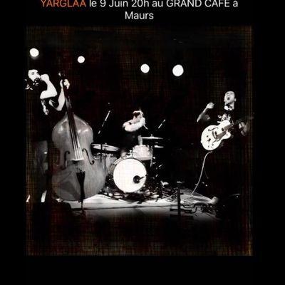 Concert ce soir au Grand Café à Maurs