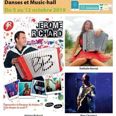 Danses et Music-Hall à La Châtaigneraie