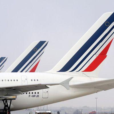 Les vols du jour pour les A380 d'Air France / 28-05-2020