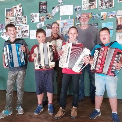 Stage d'accordéon Chatêl