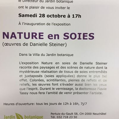 Nature en Soies
