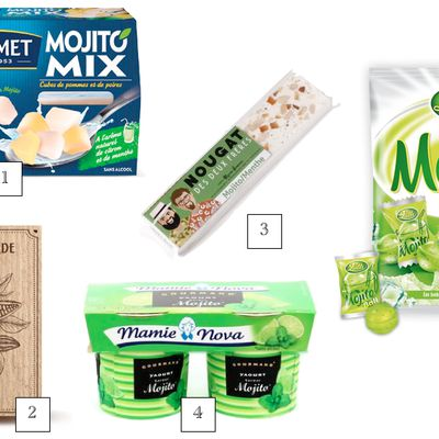 #TENDANCE FOOD : Les Happy Hours du Mojito !