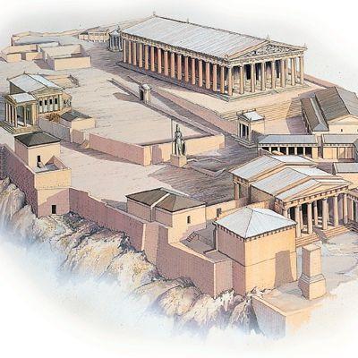 ATC : L'Antiquité Gréco-Romaine