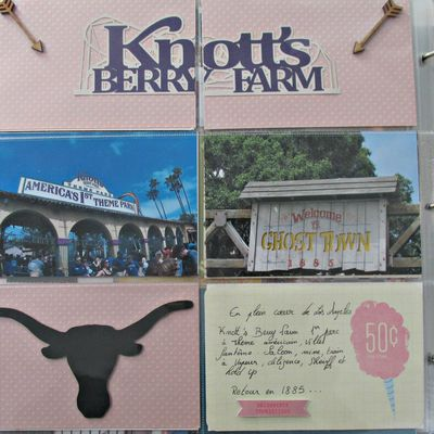 Knott's berry farm ou