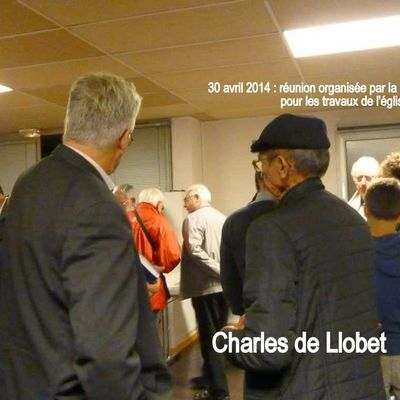 Le petit mot de Charles de Llobet, prêtre-ouvrier, 46 ans à Colomiers