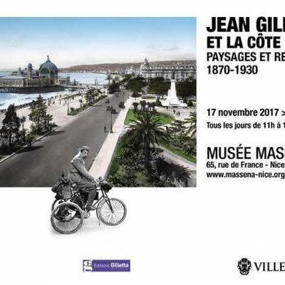 Exposition Jean Gilletta et la Côte d'Azur